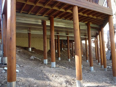 Fire Check Consultants - Timber Frame Construction